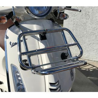 Cuppini Front Folding Rack Vespa Primavera/Sprint 50cc to 150cc All years