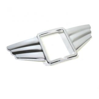 Chrome Wings for Vespa Super (2009-2014)-Vespa S (2012 and older) **Closeout**