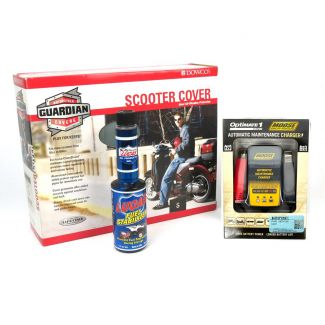Scooter Hibernation Kit for 300cc & Up Scooters