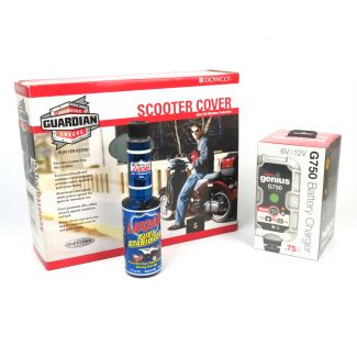 Scooter Hibernation Kit for Small Scooters