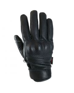 "Torc Gloves ""Fairfax"" Black Leather"