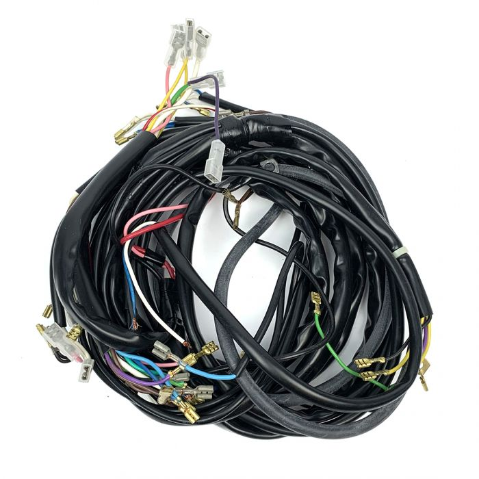 1957 CHEVY TRUCK STARTER WIRE HARNESS 6 cyl with Automatic Transmission USA MADE
