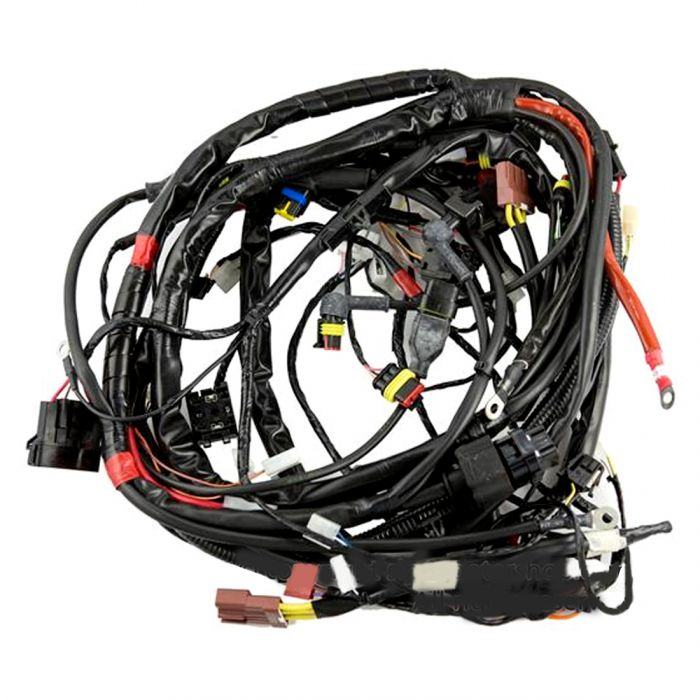 OEM USA COMPLETE WIRING HARNESS - CARBURETED LX150 UP TO 2010 (640711 On Wiring Harness on