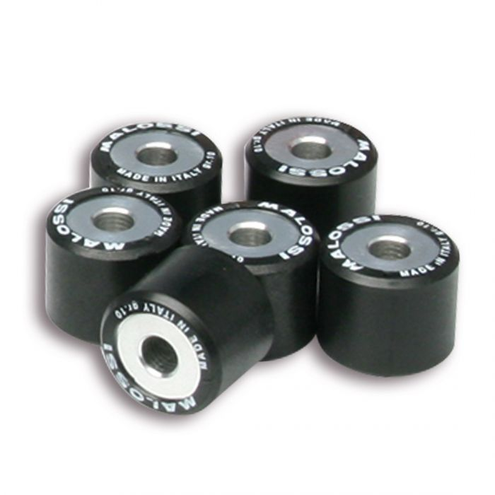 6 per set 19 x 17 mm Scooter Roller Weight Set -11g // Scooter Part Prima