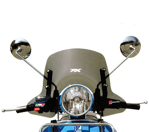 Brilliant Scooterwest Com Vespa Px Stella Smoke Small Windshield Wiring Database Lotapmagn4X4Andersnl